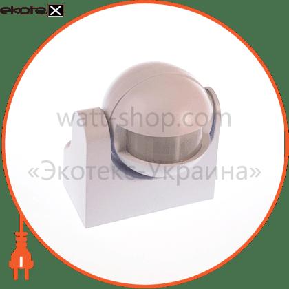 """ST-09WWS Eurolamp датчики движения euroelectric 180гр, макс.12 м, ip44 """"куля"""""""