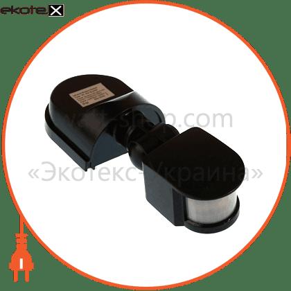 «гачок» чорний датчики движения euroelectric Eurolamp ST-10A BLACK