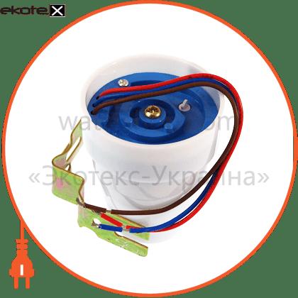 ST-302PC Eurolamp датчики движения euroelectric euroelectric вимикач сутінковий , 10а, ip44, (100)