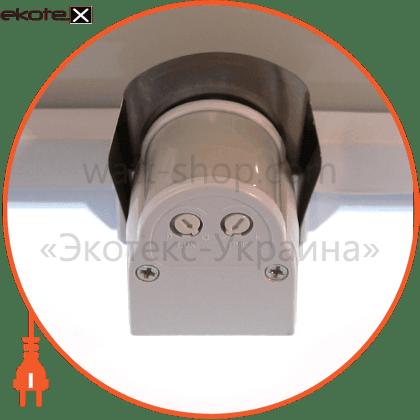 датчик руху «плафон #» білий датчики движения euroelectric Eurolamp ST-69-2 WHITE