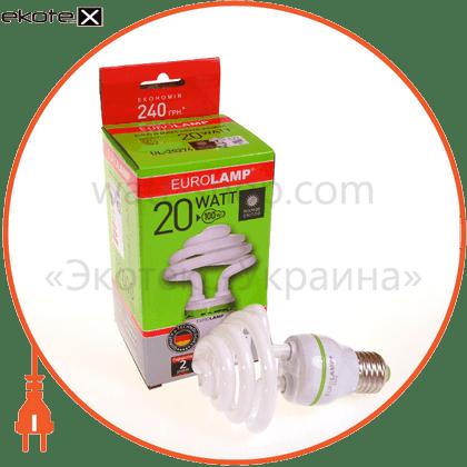 20w 2700k e27 энергосберегающие лампы eurolamp Eurolamp UL-20272