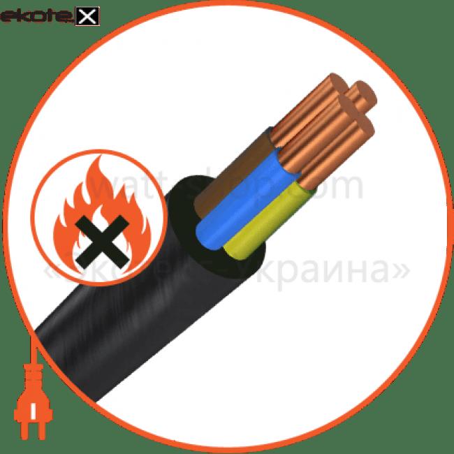 ввгнг-ls3х10+1х6 кабель / провод Азовкабель ВВГнг-LS3х10+1х6