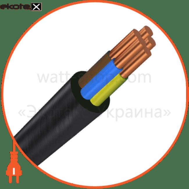 ввг5х6 кабель / провод Азовкабель ВВГ5х6