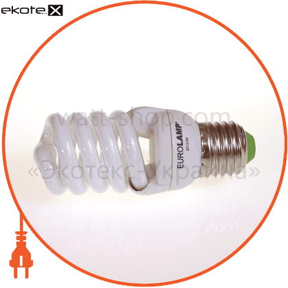 t2 spiral 16w 4100k e27 энергосберегающие лампы eurolamp Eurolamp YJ-16274