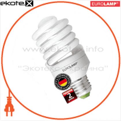 t2 spiral 21w 2700k e27 энергосберегающие лампы eurolamp Eurolamp