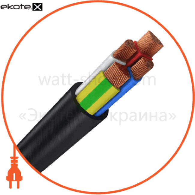ввг3х150+1х70 кабель и провод Азовкабель ВВГ3х150+1х70