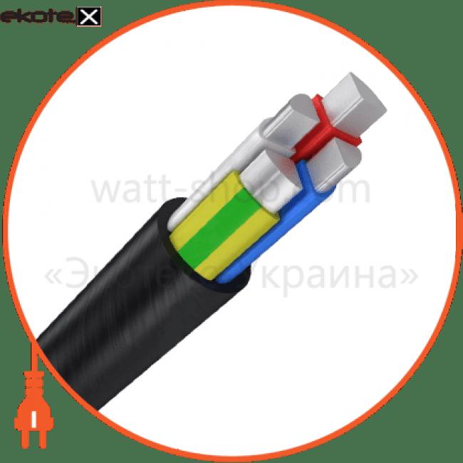 аввг4х95 кабель / провод Азовкабель АВВГ4х95