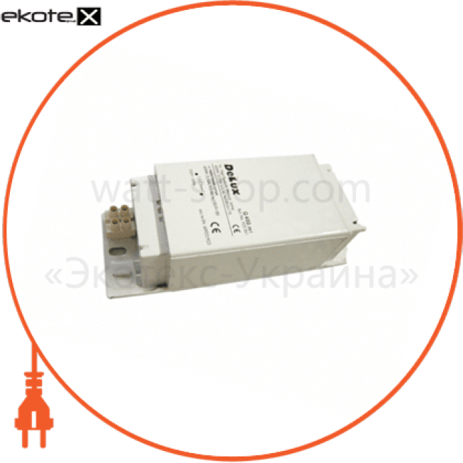 10008211 Delux балласты баласт електромагнітний mbs-250w натрієвий
