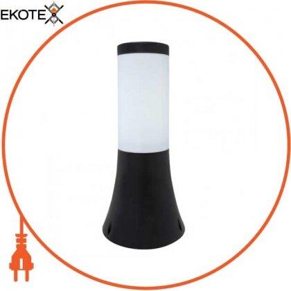 Horoz Electric 400-001-121 светильник садово-парковый orchid-1 е27 черный
