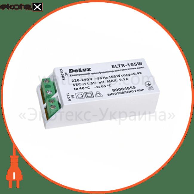 90004855 Delux балласты трансф delux eltr-105w 220-240 электрон.