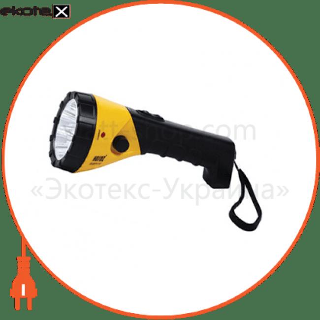 ліхтар акумуляторний led 0,5вт 25lm батарея 400mah 220-240v