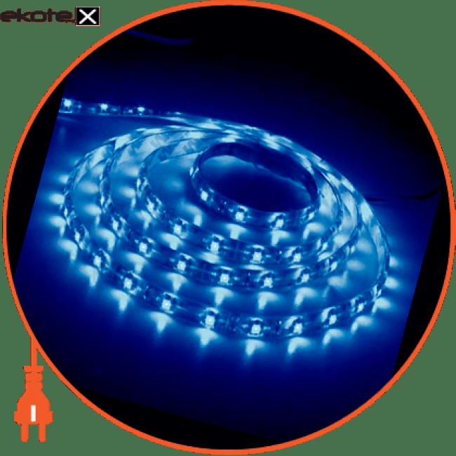 ls604/ sanan led-rl 60smd/m 4.8w/m 12v 5m*8*0.22mm синий ip65 светодиодная лента feron Feron 27677