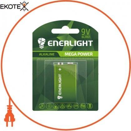 Enerlight 90220101 батарейка enerlight mega power 6lr61 bli 1