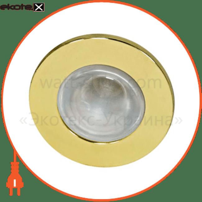 14002 Feron декоративные светильники 2746 r-39 золото /dl 48 a