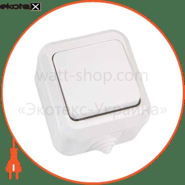 перемикач прохідний выключатель Makel 18305