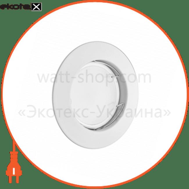 90008194 Delux декоративные светильники світильник точковий неповоротний delux hdl160011 g5.3 білий