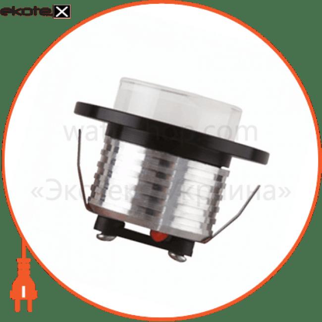 016-042-0003 Horoz Eelectric светодиодные светильники horoz eelectric світильник врізний, корпус метал круг d-47 cob led 3w 4200k 125lm, колір - білий/хром/мат.хром/мідь/чорний (85--265v)