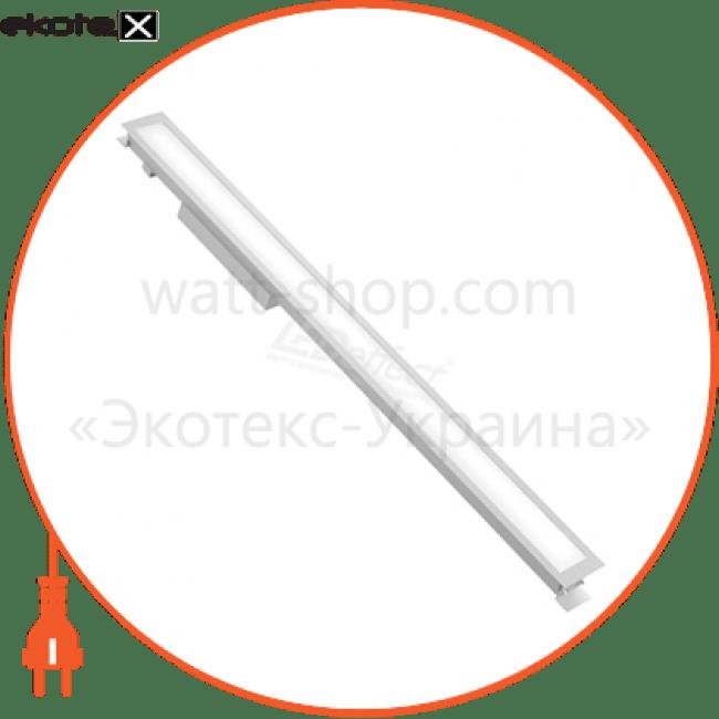 LE-СВО-03-033-1417-40Х Ledeffect светодиодные светильники ledeffect офис рокфон 33 вт модификация с опаловым рассеивателем