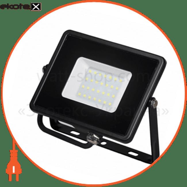 90008736 Delux светодиодные светильники delux світлодіодний прожектор delux fmi 10 led 30вт 6500k ip65