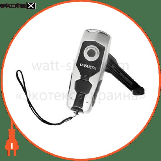 фонарь varta dynamo light led (17680101401) светодиодные фонари Varta 17680101401