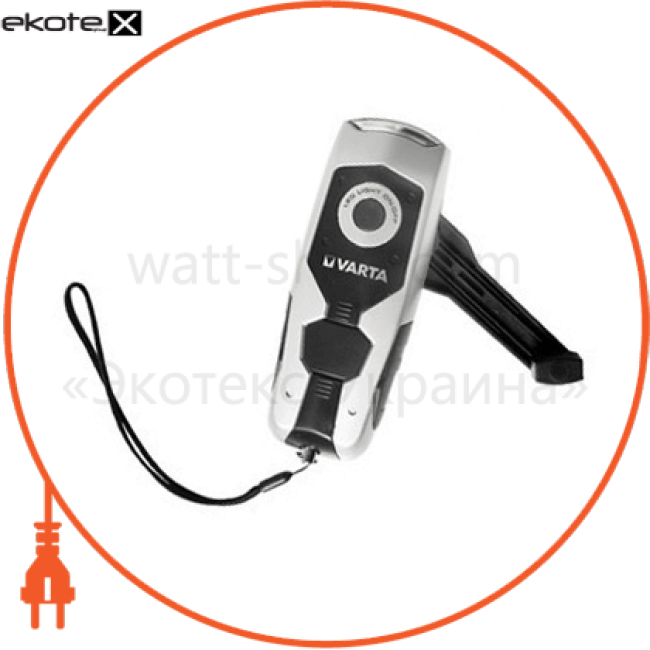 17680101401 Varta светодиодные фонари фонарь varta dynamo light led (17680101401)