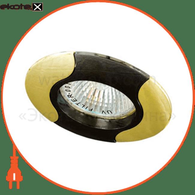 020 r-50 черный-золото / d/l e14 bk-gd