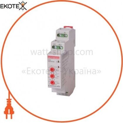 Enext i0310026 реле контролю погружного насоса однофазне e.control.w03