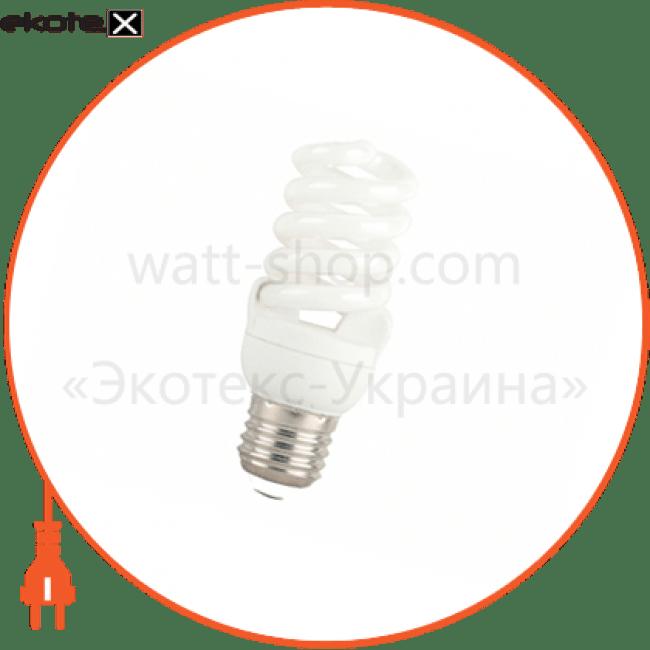 компактна люмінесцентна лампа full-spiral 13w 4100k e14 энергосберегающие лампы delux Delux 10085024