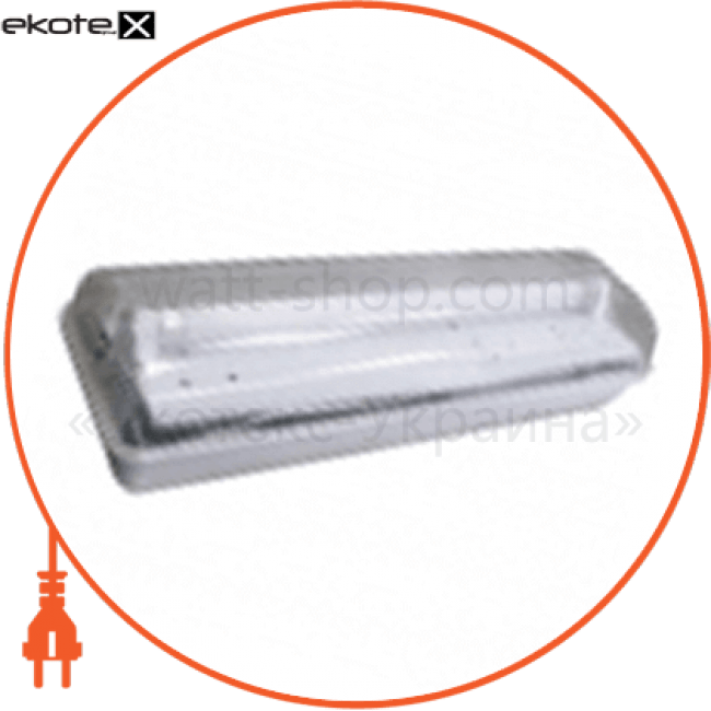 Electrum B-FD-1203 светильник люм. с автономным источником питания el 1x6 6w  - b-fd-1203