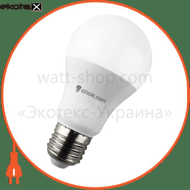 лампа світлодіодна enerlight a60 10вт 3000k e27 светодиодные лампы enerlight Enerlight A60E2710SMDWFR