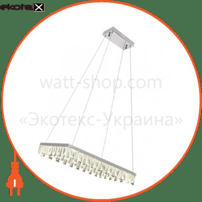 """люстра led """"nirvana-32"""" 32w 4000k (хром) светодиодные светильники horoz eelectric Horoz Eelectric 019-027-0032"""