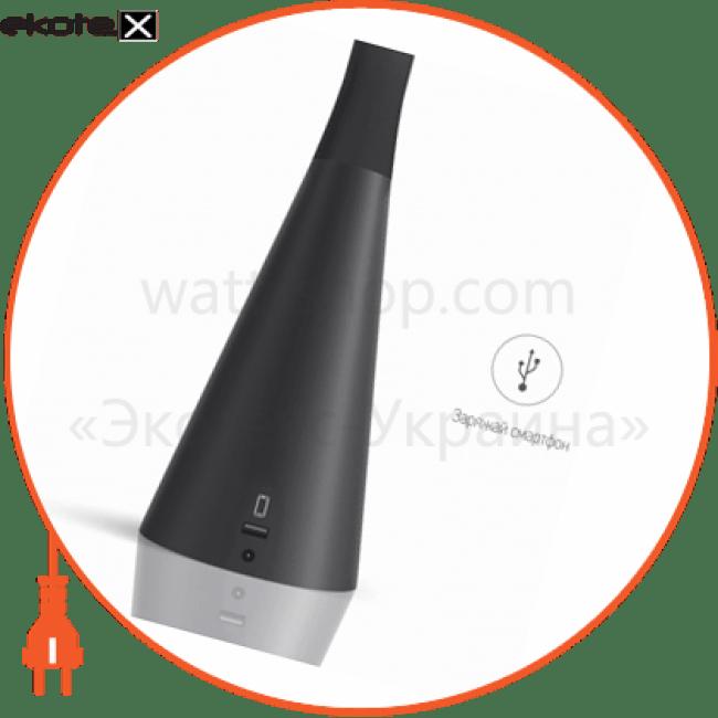 led светильник intelite desklamp black (dl4-5w-bl) светодиодные светильники intelite Intelite DL4-5W-BL