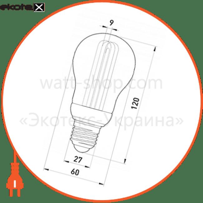 l0620002 Enext энергосберегающие лампы enext лампа енергозберігаюча e.save.classic.e27.11.4200, тип classic, патрон е27, 11w, 4200 к