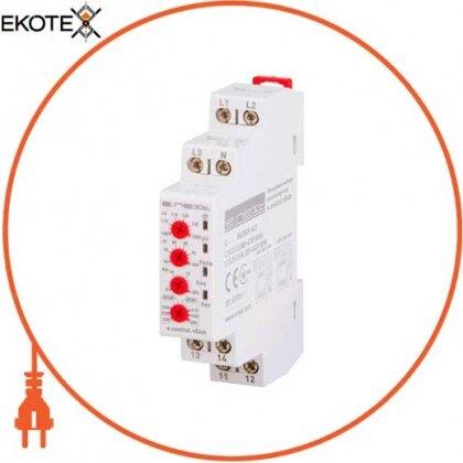 Enext p0690021 реле контроля напряжения трехфазное регулируемое e.control.v04m