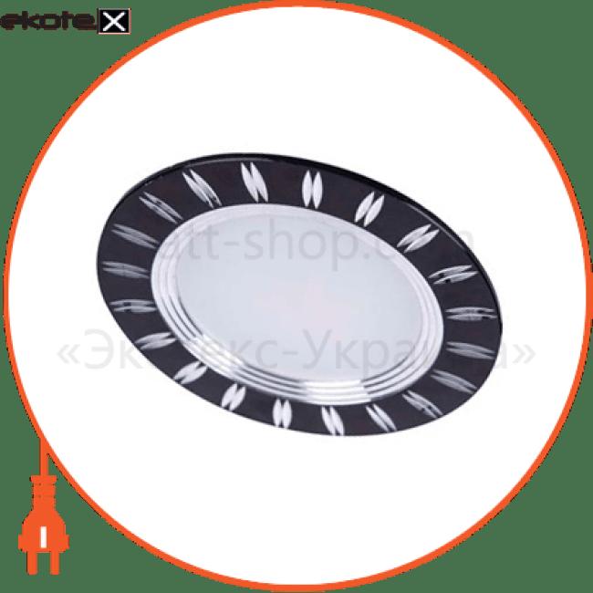 свiтильник свiтлодiодний al779 5w чорний 4000k светодиодные светильники feron Feron 28732