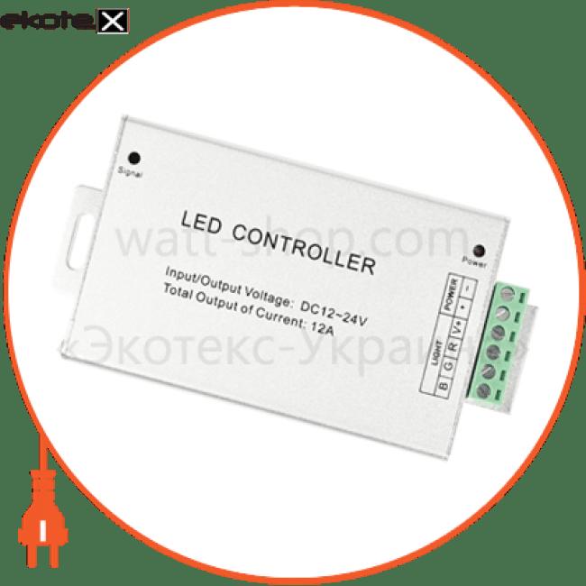 ld11 контроллер для rgb dc12v max 144w (4a*3) устройства управления Feron 21620