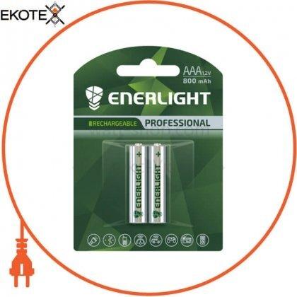 Enerlight 30310102 аккумулятор enerlight professional aaa 800mah bli 2