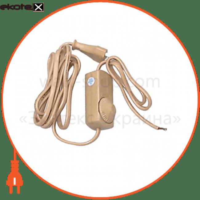 сетевой шнур feron dm103 с диммером 23056 сетевые шнуры Feron 23056