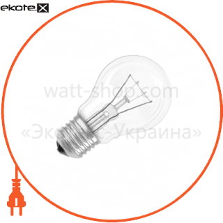 лампа накаливания  clas a cl 100 w e27 лампы накаливания osram Osram