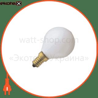 лампа накаливания шарик  clas p fr 60 w e27 лампы накаливания osram Osram