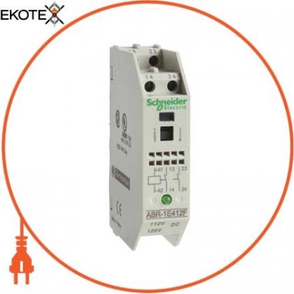 Schneider ABR1E418B интерфейс вх 2но 24в +светодиод