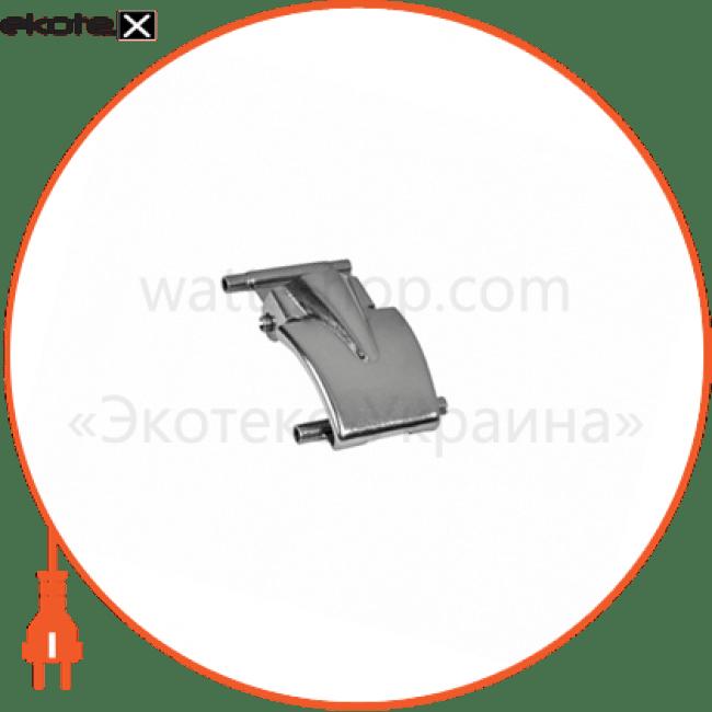 90009552 Delux комплектующие для светильников акс delux кліпса до св-ку pc7 led (2*1200мм)_метал.