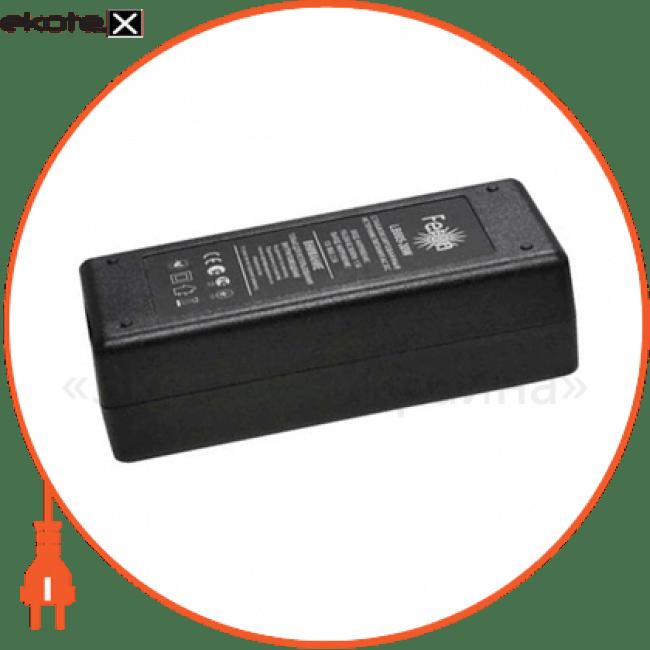 21490 Feron блоки питания трансформатор электронный для светод. ленты lb005 60w 12v (шнур 1,2м)