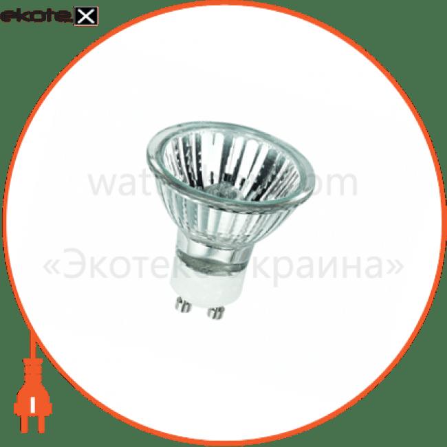 галогенна лампа delux gu-10 50вт