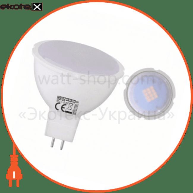 """лампа """"fonix-8""""  8w 6400k, 4200к, 3000к  gu5.3 светодиодные лампы horoz eelectric Horoz Eelectric 001-001-0008"""