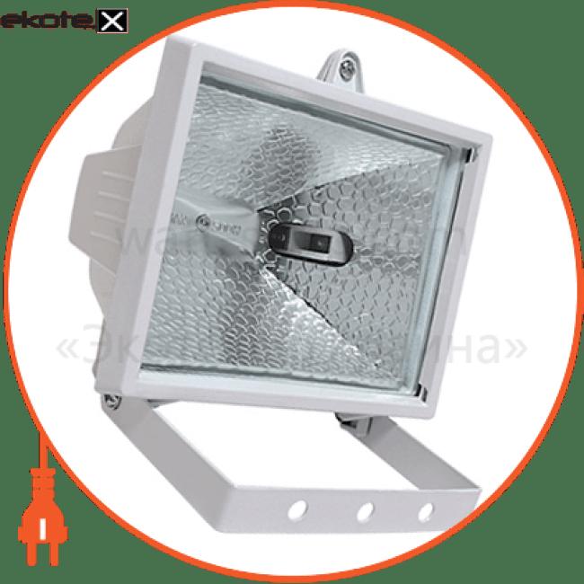світильник e.halogen.1000.white 1000вт, білий прожектор промышленные светильники enext Enext l003005