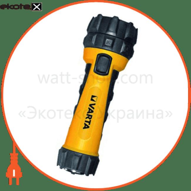 фонарь varta industrial light led 2d (16604101401) светодиодные фонари Varta 16604101401
