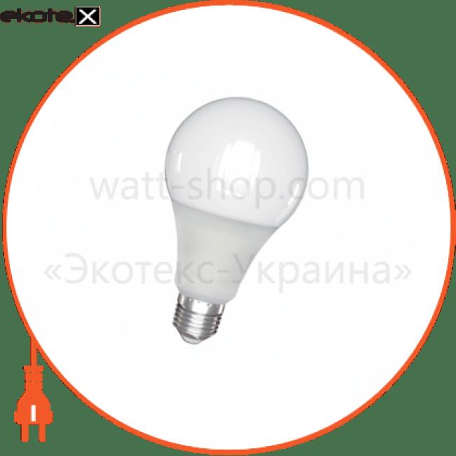 лампа світлодіодна delux bl 60 7вт 3000k 220в e27 теплий білий светодиодные лампы delux Delux 90005146