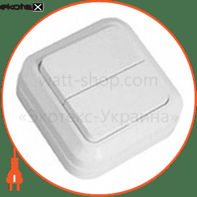 выключатель накл. 2кл. sd-20 simply выключатель ELM 41-0003