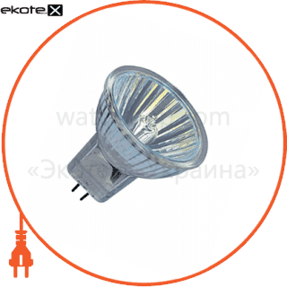 лампа галогенная decostar standard 35вт gu4 osram 44892 wfl, 38 град. галогенные лампы osram Osram